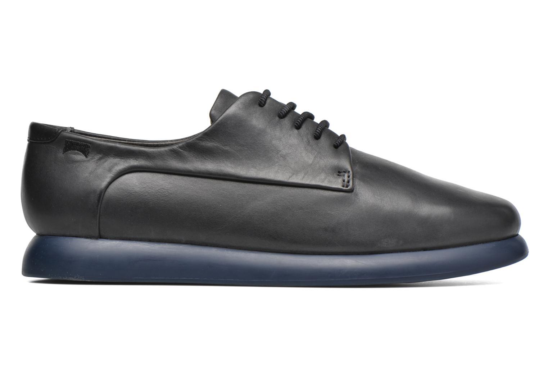 Chaussures à lacets Camper Monday K200249 Noir vue derrière