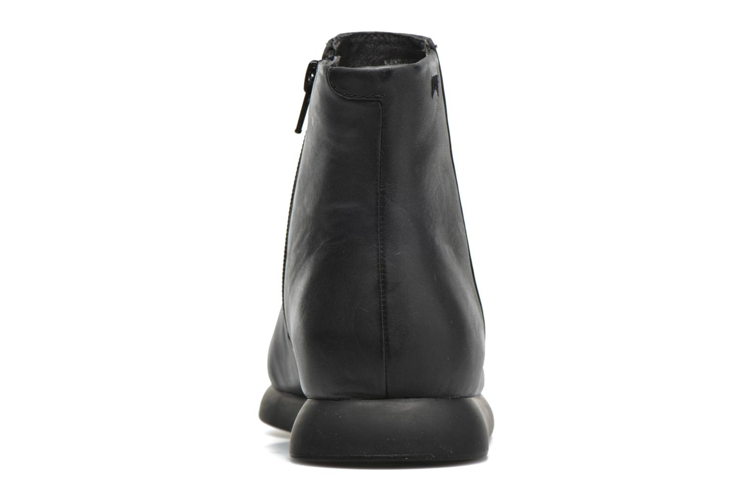 Ankle boots Camper Monday K400130 Black view from the right