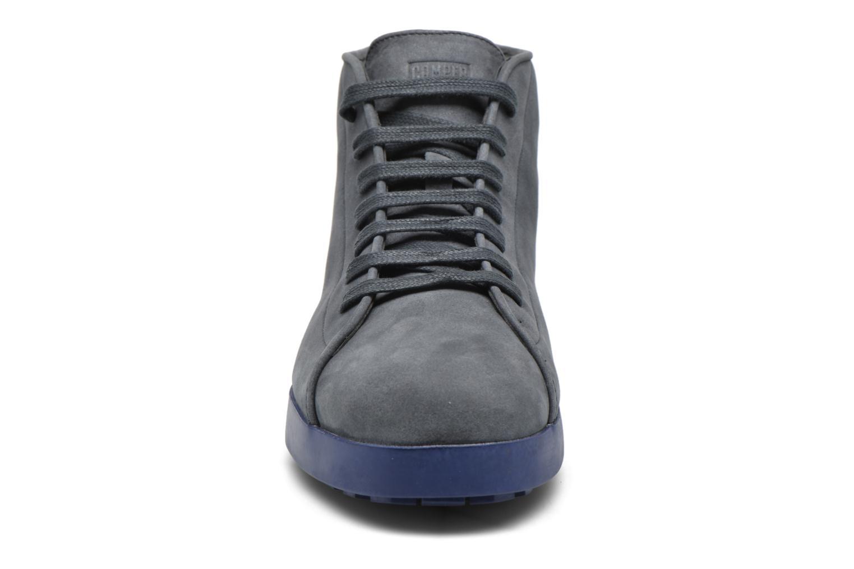 Chaussures à lacets Camper Beluga K300086 Bleu vue portées chaussures