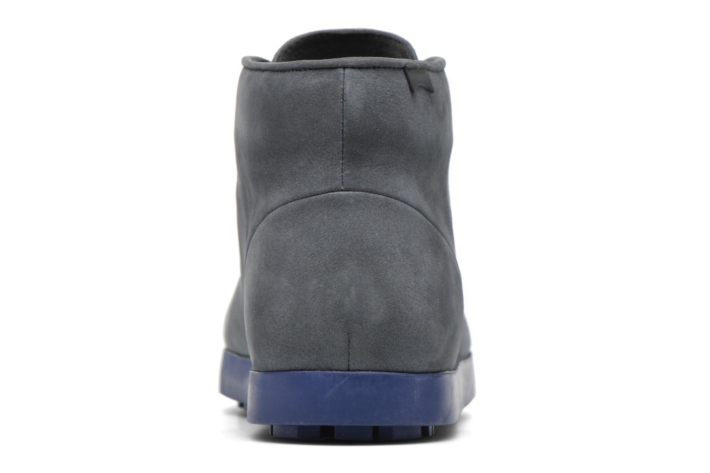 Chaussures à lacets Camper Beluga K300086 Bleu vue droite