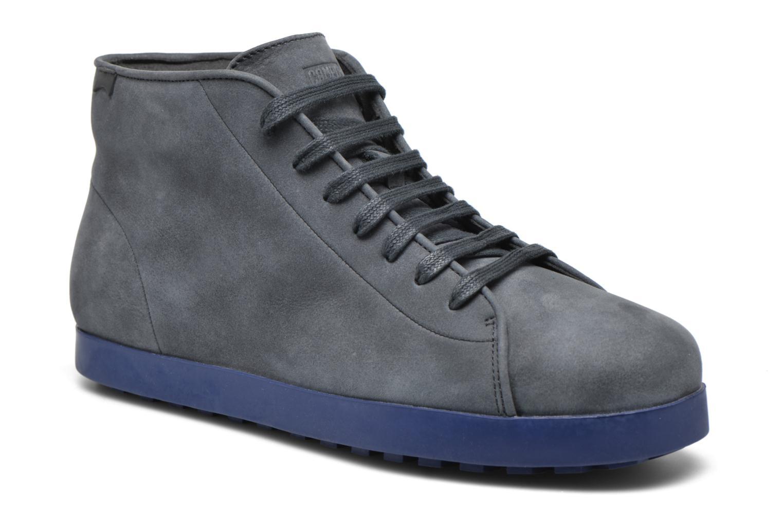 Chaussures à lacets Camper Beluga K300086 Bleu vue détail/paire