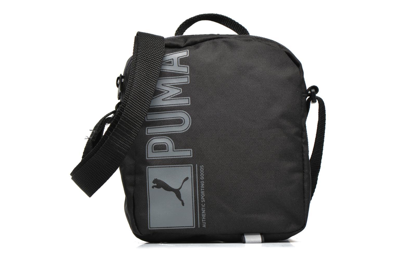 Bolsos de hombre Puma Puma Pioneer Portable Crossbody Negro vista de detalle / par