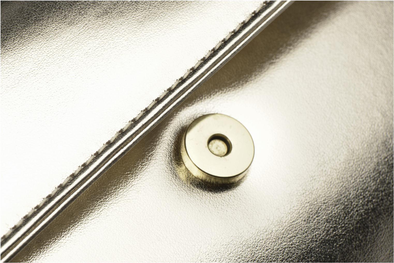 Sacs pochettes COSMOPARIS EDILA/MET Sac pochette Or et bronze vue gauche