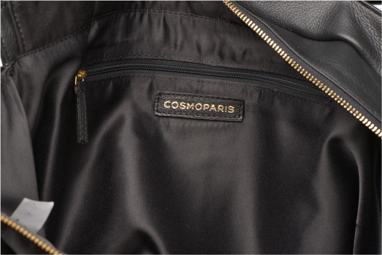 Borse COSMOPARIS KEMI/PYT Porté main Cuir Nero immagine posteriore