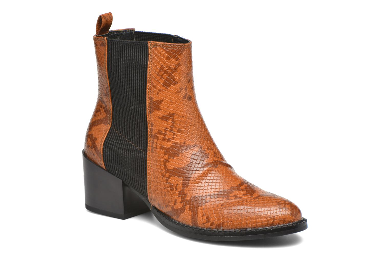 Marques Chaussure femme Vero Moda femme Naya Boot Adobe