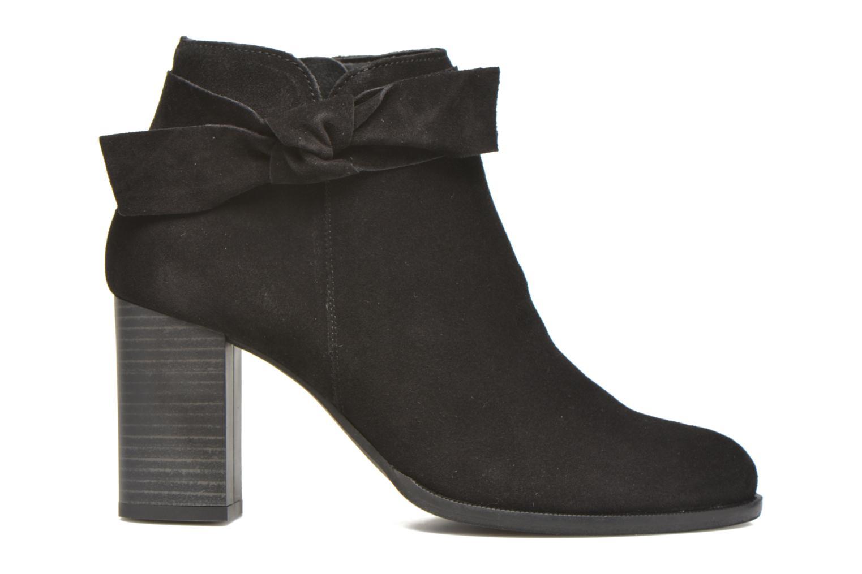 Bottines et boots Vero Moda Fena Leather Boot Noir vue derrière