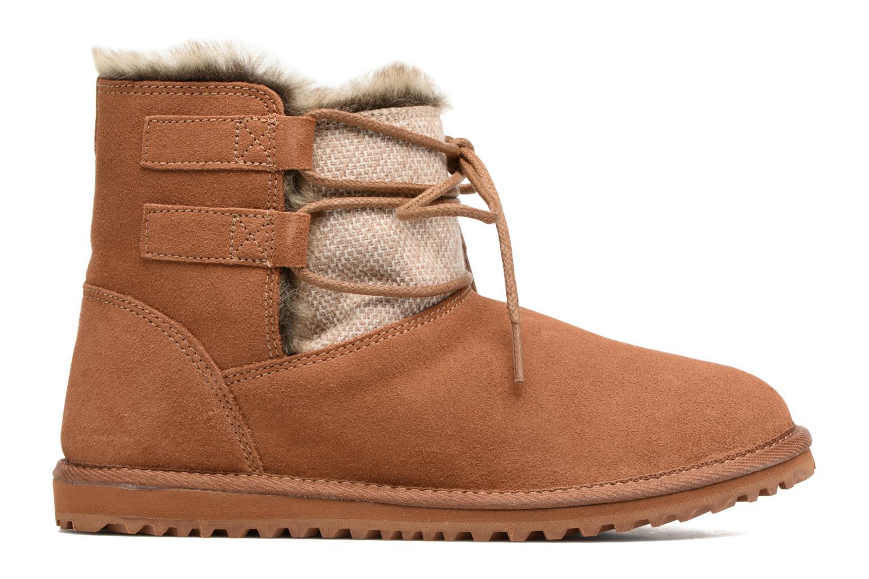 Stiefeletten & Boots Roxy Tara braun ansicht von hinten