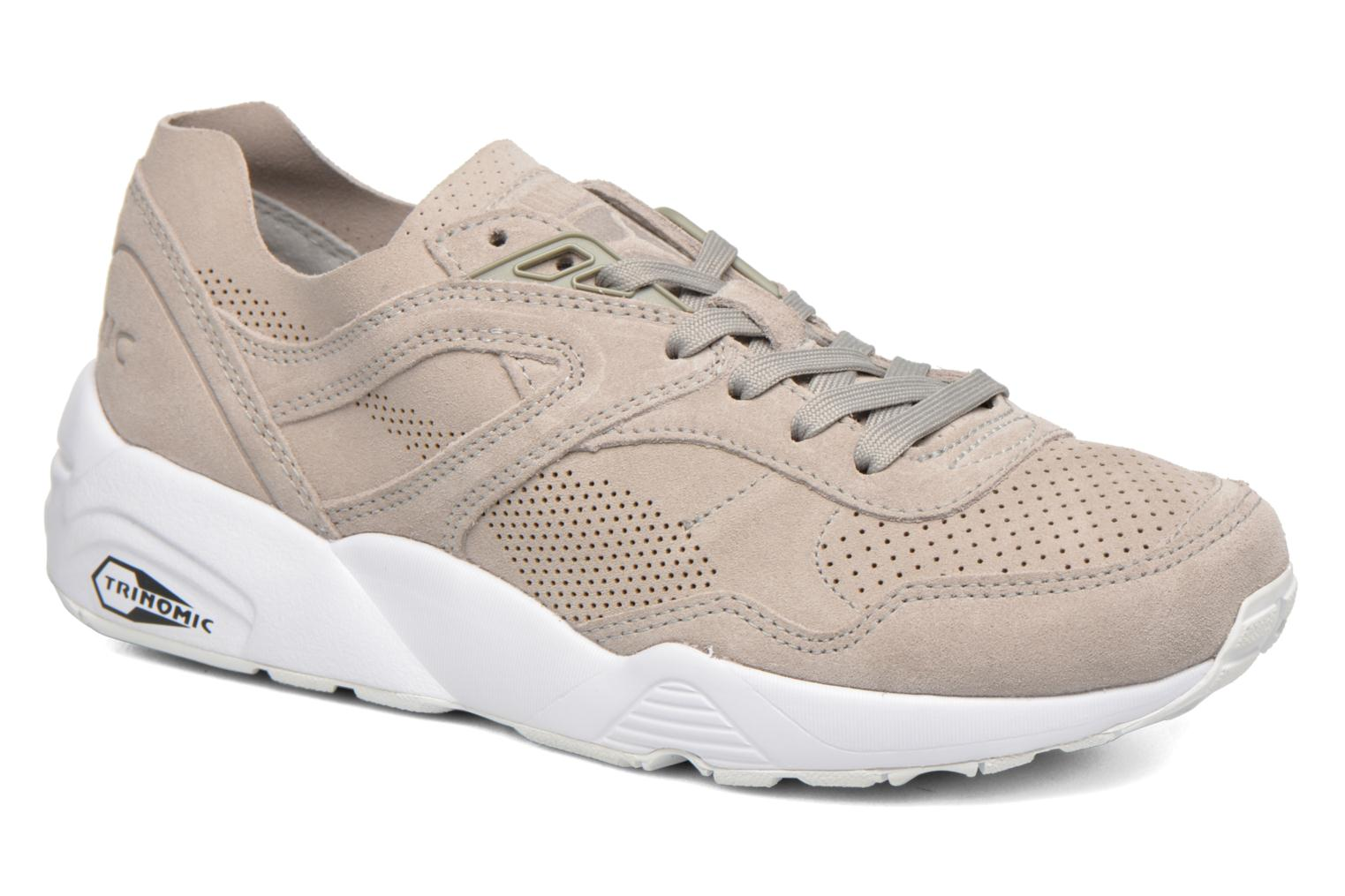 Trainers Puma R698 Soft Pack Beige detailed view/ Pair view
