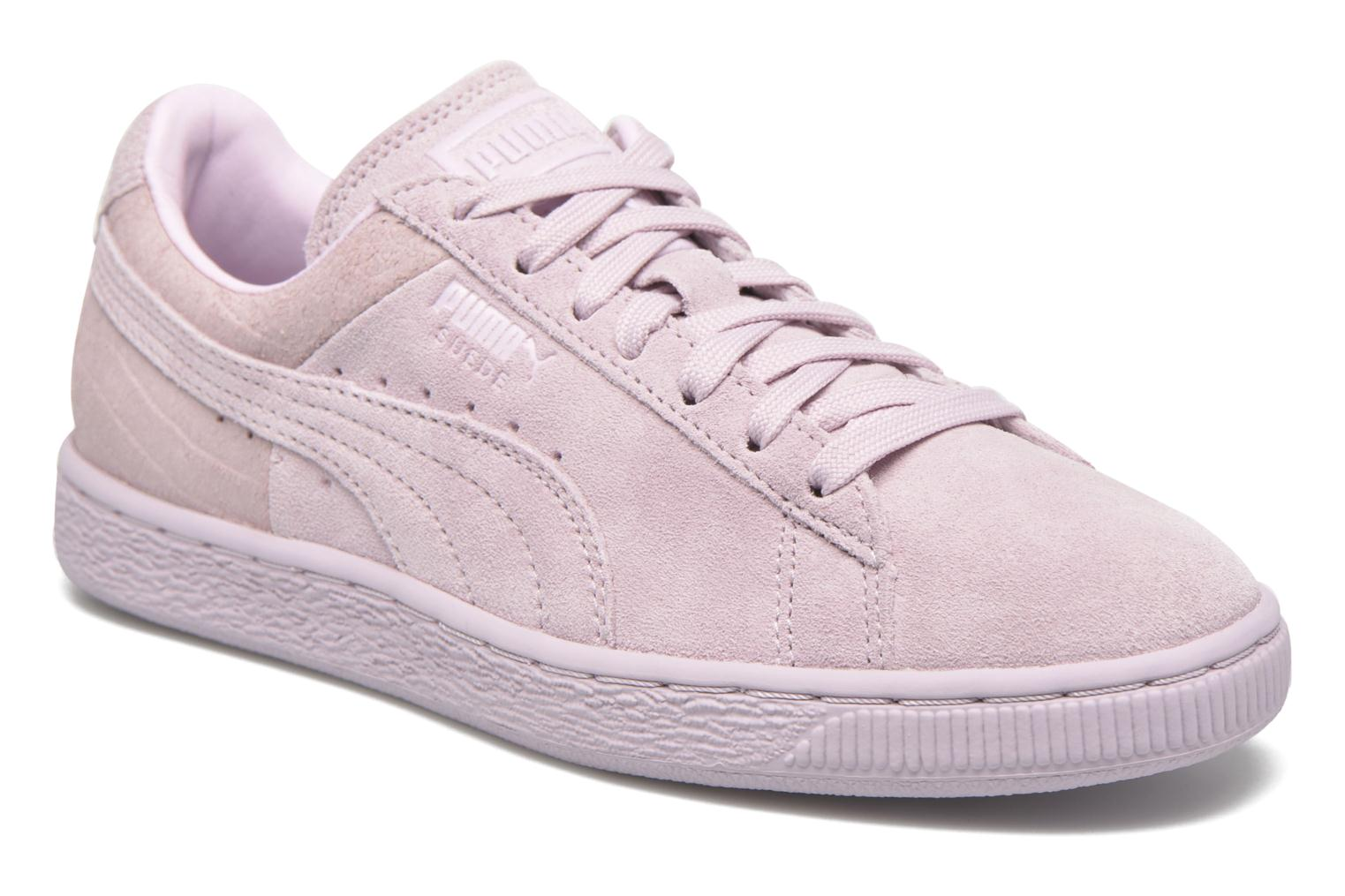 Sneakers Puma Suede Classic Casual W Roze detail