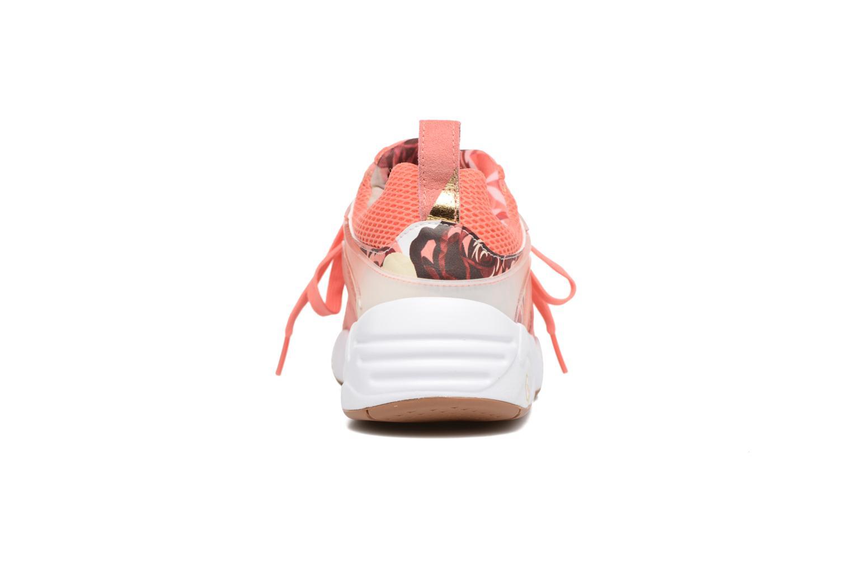 Baskets Puma Trinomic Blaze Of Glory X Careaux Rose vue droite