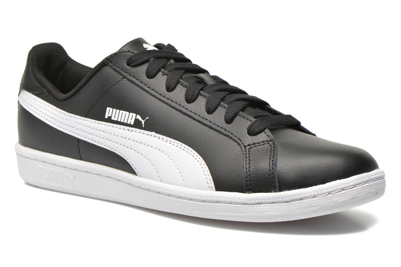 Baskets Puma Puma Smash Leather Noir vue détail/paire