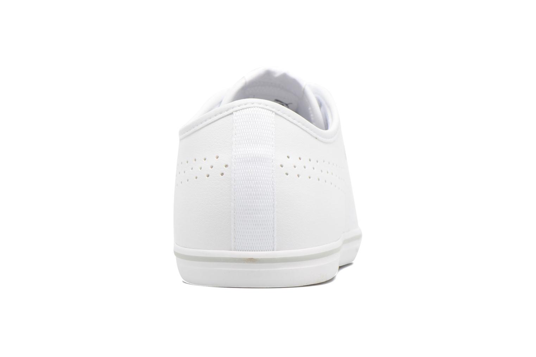 Baskets Puma Elsu V2 Perf Blanc vue droite