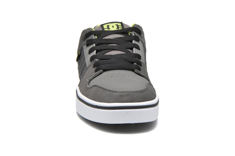 Sportschuhe DC Shoes Course 2 grau schuhe getragen