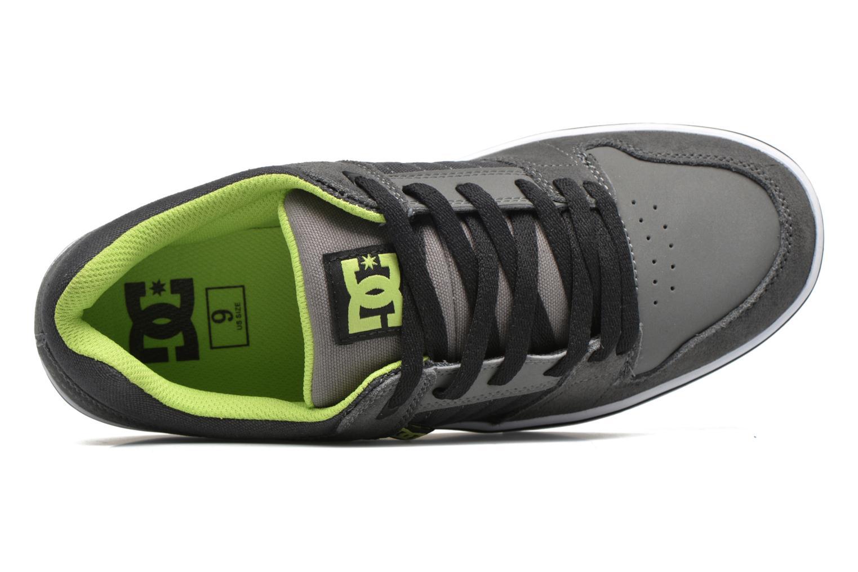 Sportschuhe DC Shoes Course 2 grau ansicht von links