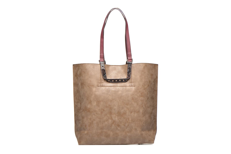 Handtaschen Tamaris AMBER Shopping bag beige ansicht von vorne