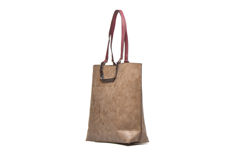Handtaschen Tamaris AMBER Shopping bag beige ansicht von rechts