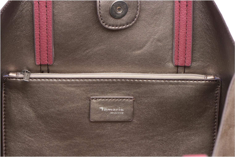 Handtaschen Tamaris AMBER Shopping bag beige ansicht von hinten