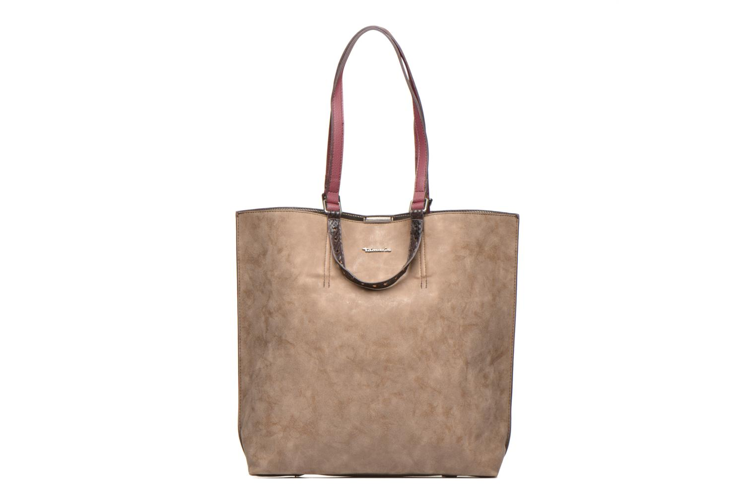 AMBER Shopping bag TAUPE COMB