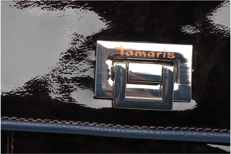 Handtaschen Tamaris MILENA Handbag weinrot ansicht von links
