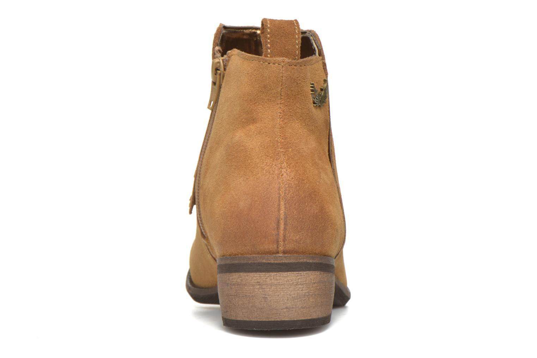 Bottines et boots Kaporal Westy Marron vue droite