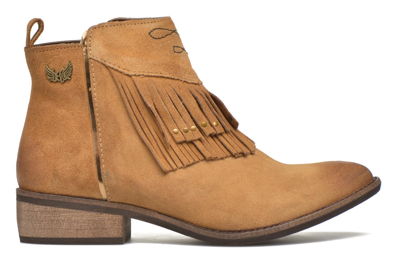 Bottines et boots Kaporal Westy Marron vue derrière