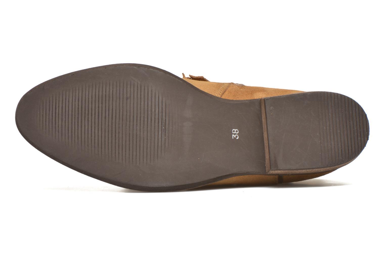 Stiefeletten & Boots Kaporal Westy braun ansicht von oben