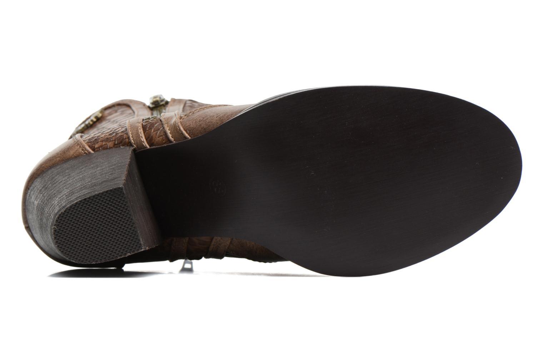 Bottines et boots Kaporal Pim Marron vue haut