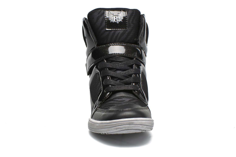 Baskets Kaporal Sofia Noir vue portées chaussures