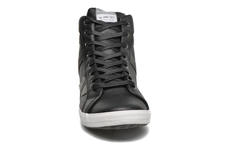 Sneaker Kaporal Tyan schwarz schuhe getragen