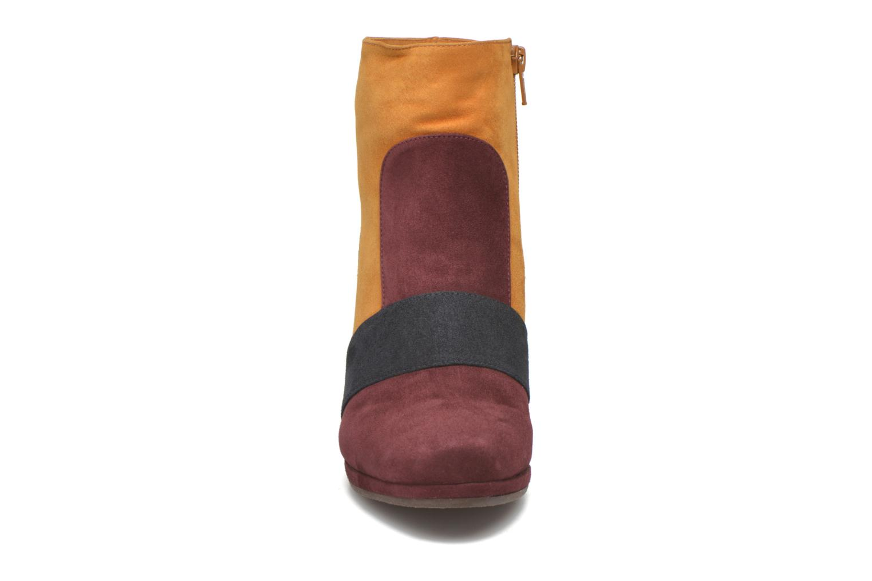 Bottines et boots Chie Mihara Vafare Multicolore vue portées chaussures