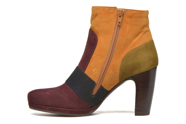 Bottines et boots Chie Mihara Vafare Multicolore vue face