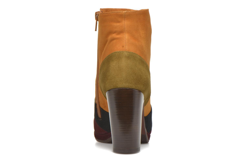 Bottines et boots Chie Mihara Vafare Multicolore vue droite