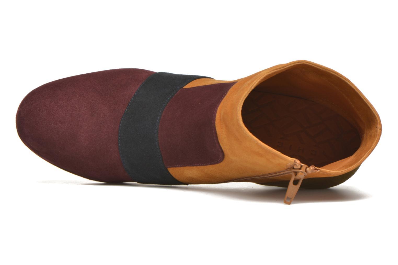 Bottines et boots Chie Mihara Vafare Multicolore vue gauche