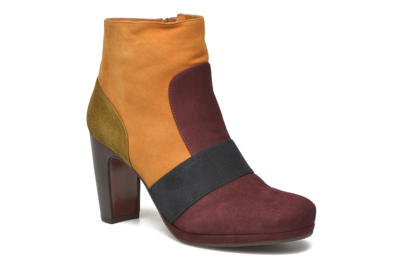 Bottines et boots Chie Mihara Vafare Multicolore vue détail/paire