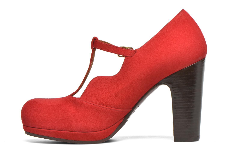 Zapatos de tacón Chie Mihara Ruana Rojo vista de frente
