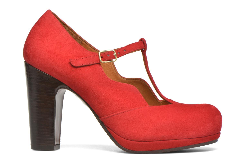 Zapatos de tacón Chie Mihara Ruana Rojo vistra trasera