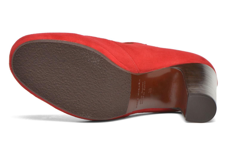 Zapatos de tacón Chie Mihara Ruana Rojo vista de arriba