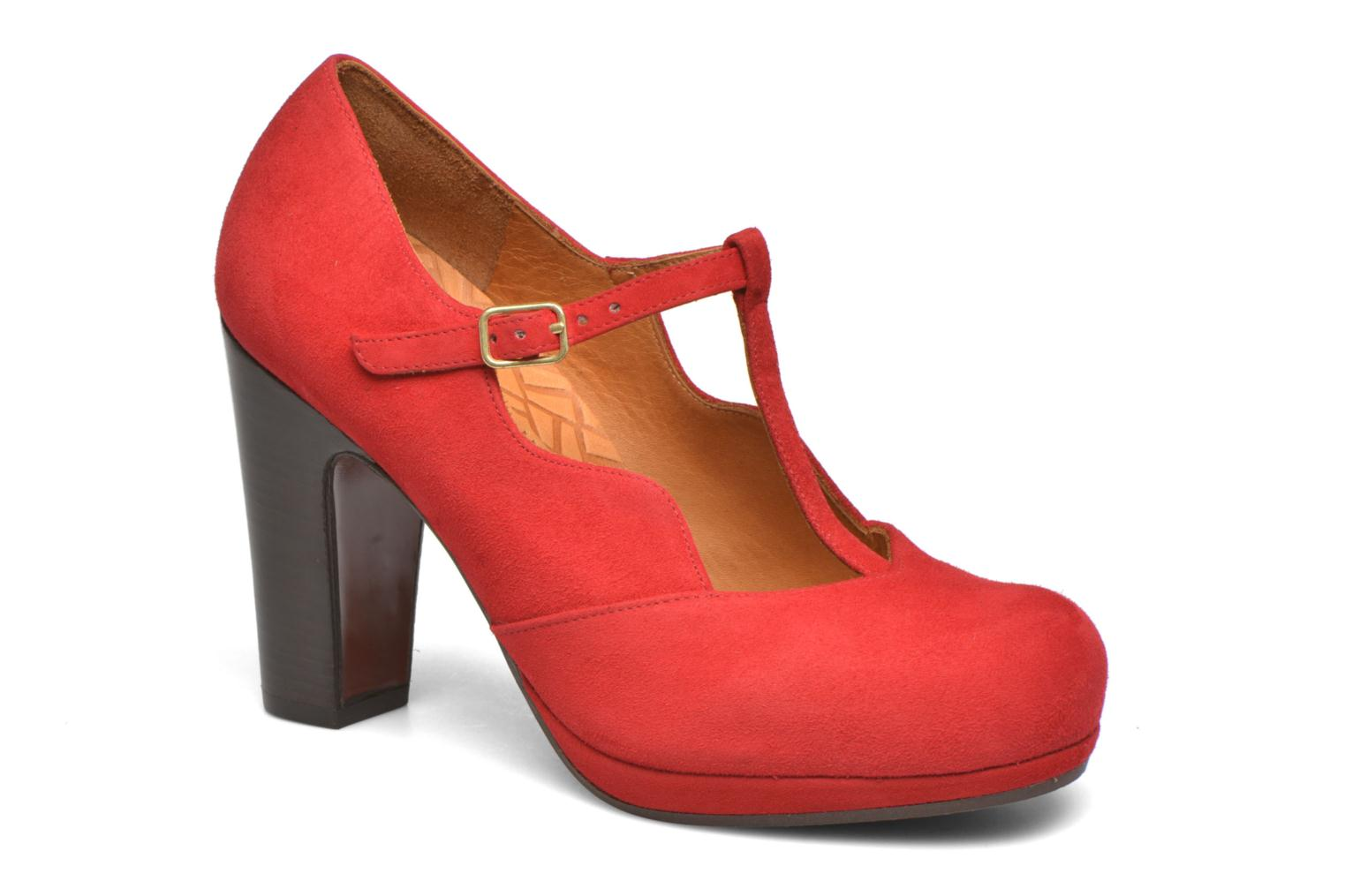 Marques Chaussure luxe femme Chie Mihara femme Ruana Ante Rojo