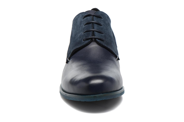 Chaussures à lacets HE Spring Morgan Bleu vue portées chaussures