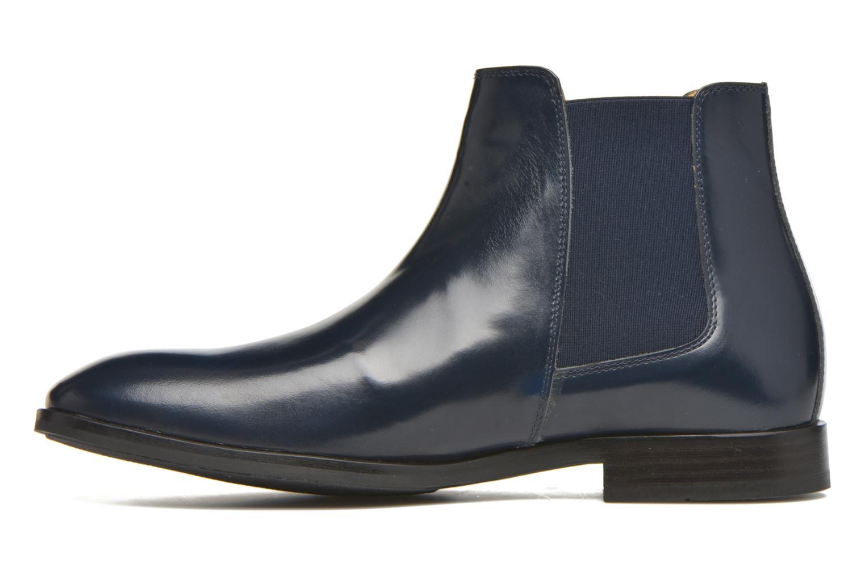 Bottines et boots HE Spring Tom Bleu vue face