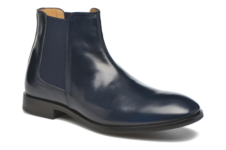 Bottines et boots HE Spring Tom Bleu vue détail/paire