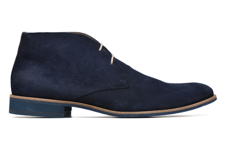 Chaussures à lacets HE Spring Andy Bleu vue derrière