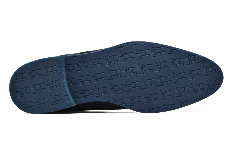 Chaussures à lacets HE Spring Andy Bleu vue haut