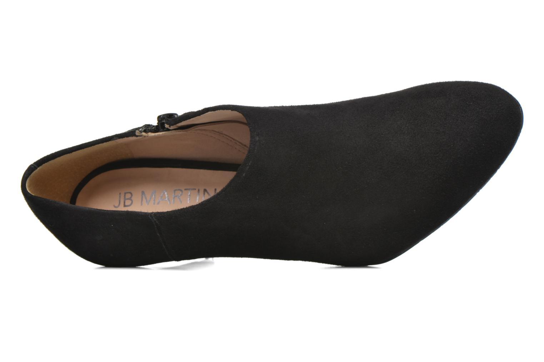 Kanagane Chevre velours noir