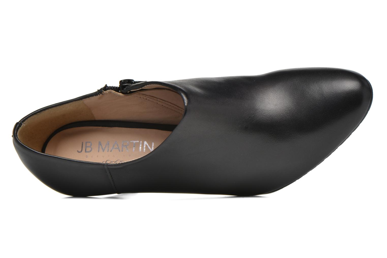 Bottines et boots JB MARTIN Kanagane Noir vue gauche