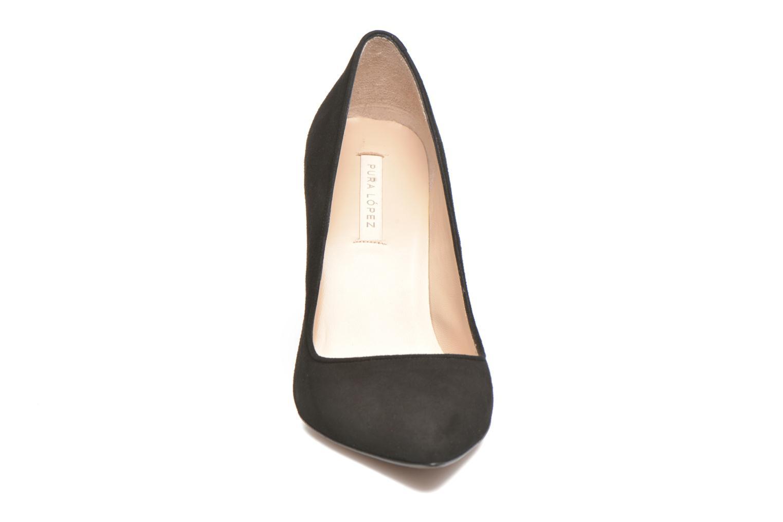 Escarpins Pura Lopez Ana Noir vue portées chaussures