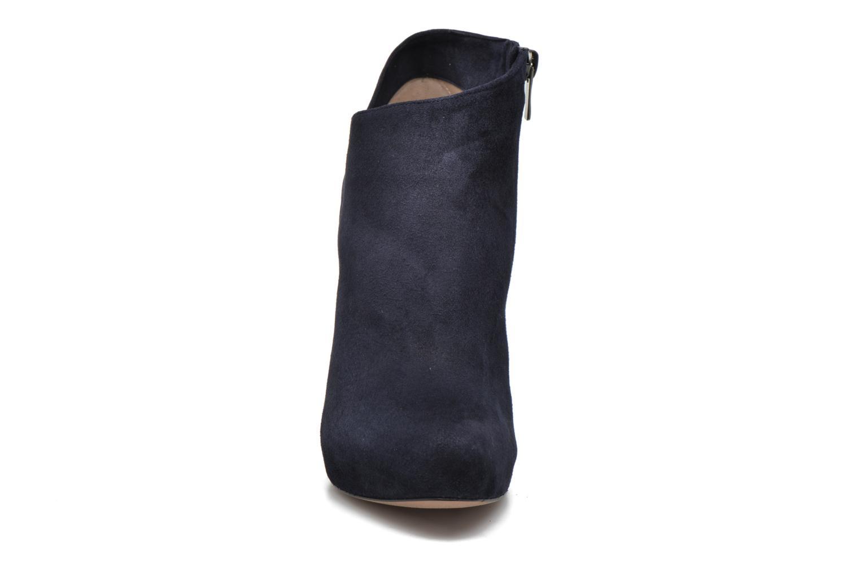 Bottines et boots Pura Lopez Louana Bleu vue portées chaussures