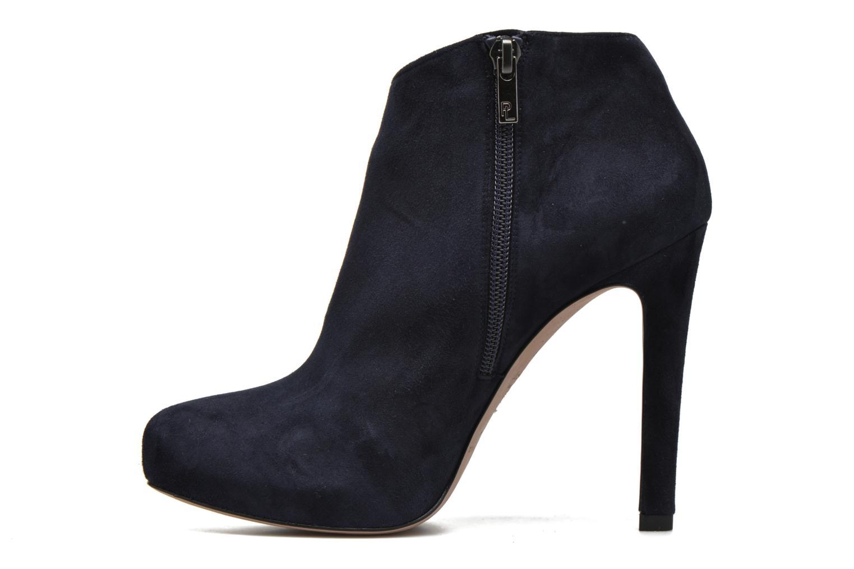 Bottines et boots Pura Lopez Louana Bleu vue face