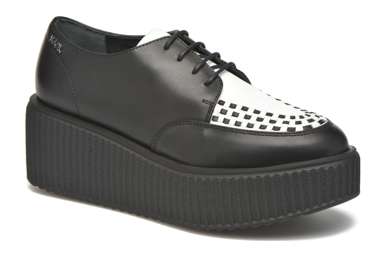 Karl Lagerfeld Bassa Sneaker Top Choupette Nero