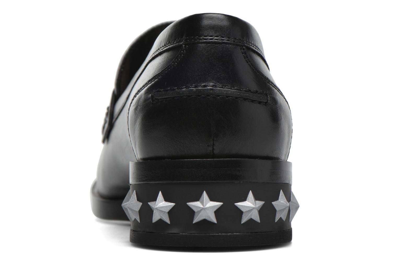 Slipper Karl Lagerfeld Pop Sneaker schwarz ansicht von rechts